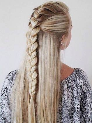 Hairstyles diy and tutorial for all hair lengths 088   fashion