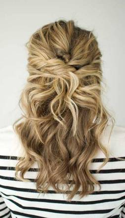 Hairstyles diy and tutorial for all hair lengths 095   fashion