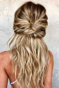 Hairstyles diy and tutorial for all hair lengths 099   fashion