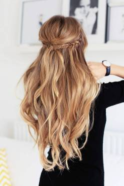 Hairstyles diy and tutorial for all hair lengths 109   fashion