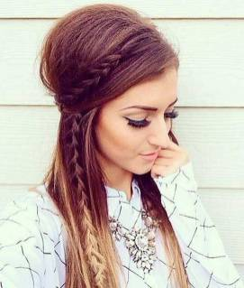 Hairstyles diy and tutorial for all hair lengths 129   fashion