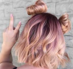 Hairstyles diy and tutorial for all hair lengths 155   fashion