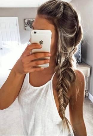 Hairstyles diy and tutorial for all hair lengths 160 | fashion