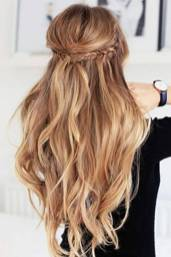 Hairstyles diy and tutorial for all hair lengths 164   fashion