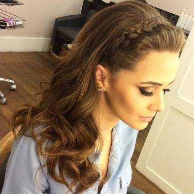 Hairstyles diy and tutorial for all hair lengths 168   fashion