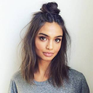 Hairstyles diy and tutorial for all hair lengths 177   fashion