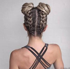 Hairstyles diy and tutorial for all hair lengths 198 | fashion