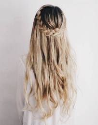 Hairstyles diy and tutorial for all hair lengths 199   fashion