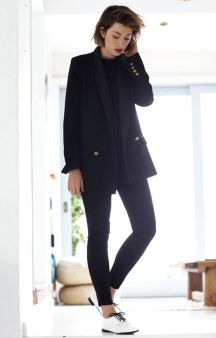 If femenine is not your style, these outfits are what you were looking for (39)