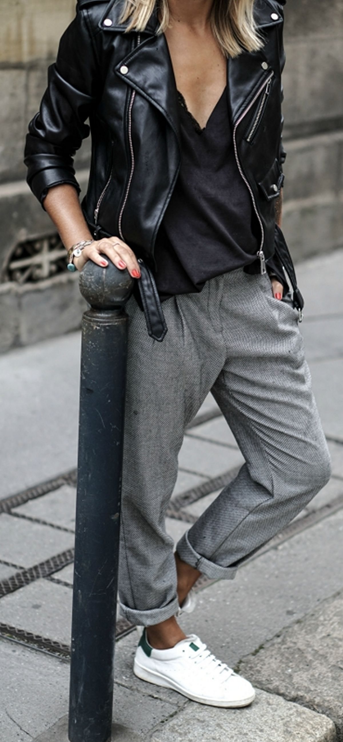 If femenine is not your style, these outfits are what you were looking for (53)