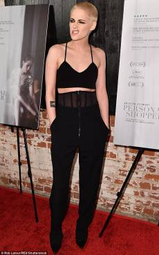 Kristen Stewart in a Gorgeous Fashion - 008 | Fashion DressFitMe