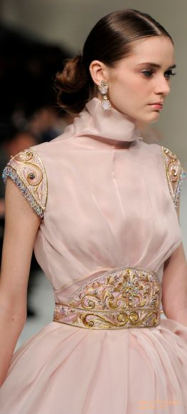 Pink sleeve dress idea for daily action 55 fashion