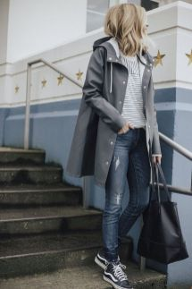 Rainy day cold weather outfit (13)