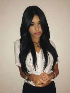 Stunning hairstyles for warm black hair ideas (07)