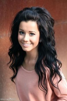 Stunning hairstyles for warm black hair ideas (15)