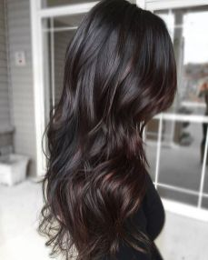Stunning hairstyles for warm black hair ideas (16)