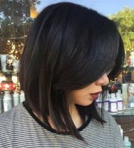 Stunning hairstyles for warm black hair ideas (35)
