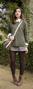 Sweaters outfit idea you should try this year (012) | fashion