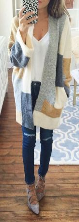 Sweaters outfit idea you should try this year (016) | fashion