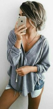 Sweaters outfit idea you should try this year (028) | fashion