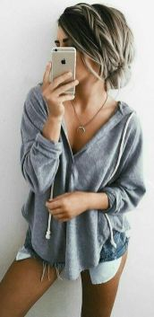 Sweaters outfit idea you should try this year (028)   fashion