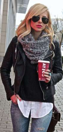 Sweaters outfit idea you should try this year (030)   fashion