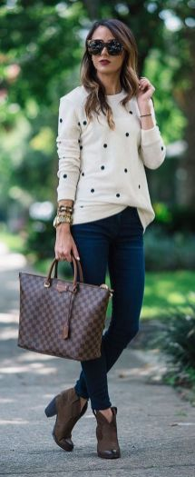 Sweaters outfit idea you should try this year (039)   fashion