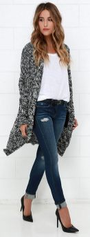 Sweaters outfit idea you should try this year (043) | fashion