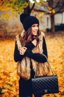 Sweaters outfit idea you should try this year (058)   fashion