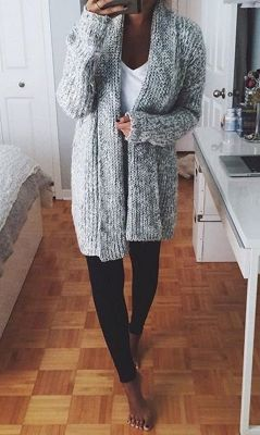 Sweaters outfit idea you should try this year (068)   fashion