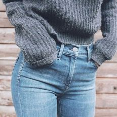 Sweaters outfit idea you should try this year (097)   fashion