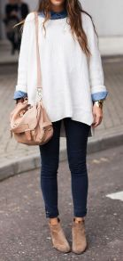 Sweaters outfit idea you should try this year (098)   fashion