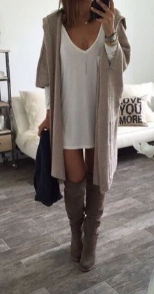 Sweaters outfit idea you should try this year (099)   fashion