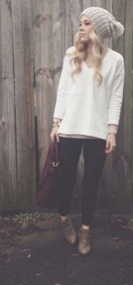 Sweaters outfit idea you should try this year (112)   fashion
