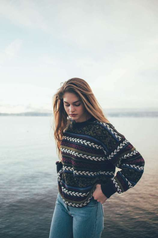 Sweaters outfit idea you should try this year (147) | fashion
