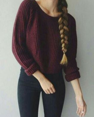 Sweaters outfit idea you should try this year (149)   fashion