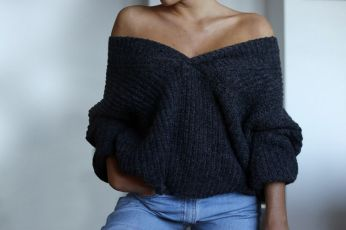 Sweaters outfit idea you should try this year (151)   fashion