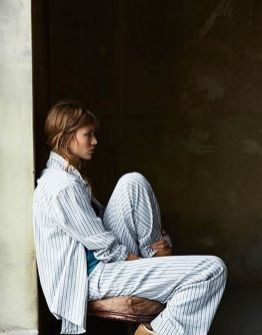Women's pyjamas style to help you look sharp 047 fashion