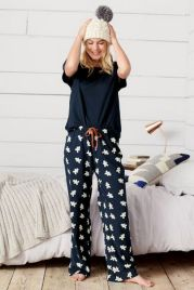 Women's pyjamas style to help you look sharp 060 fashion