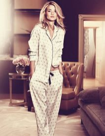 Women's pyjamas style to help you look sharp 068 fashion