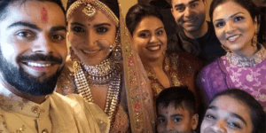 best marriage pics of anushka and virat