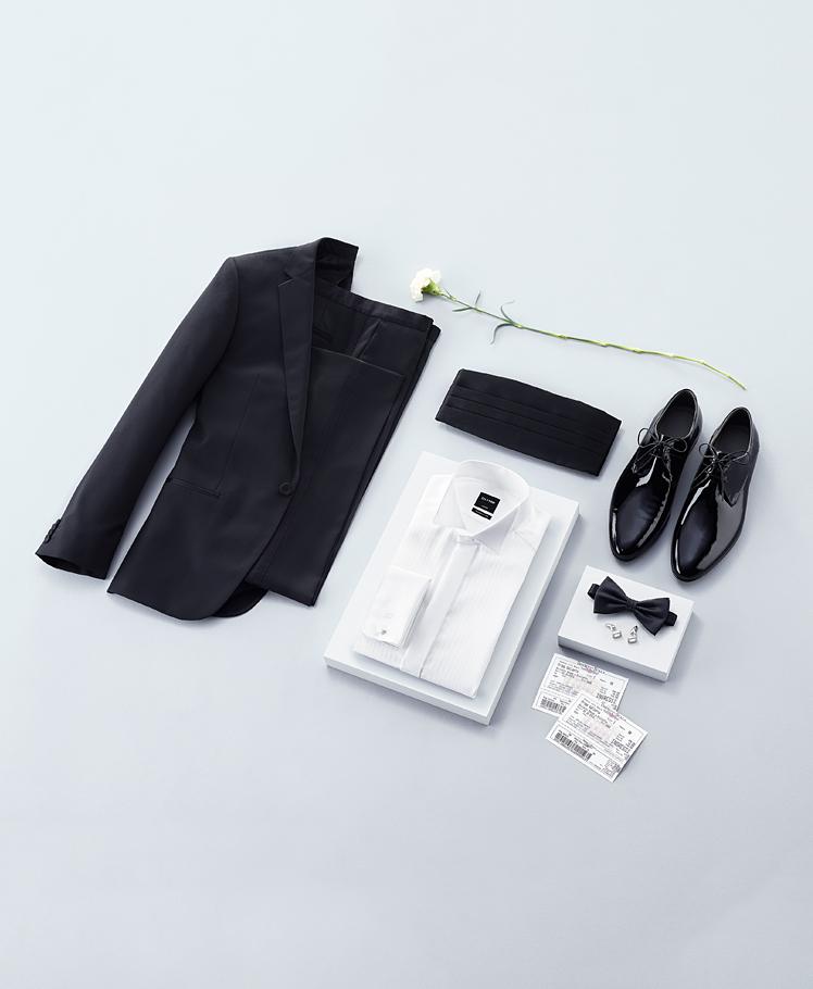 σμοκιν   Black Tie - Tuxedo Party