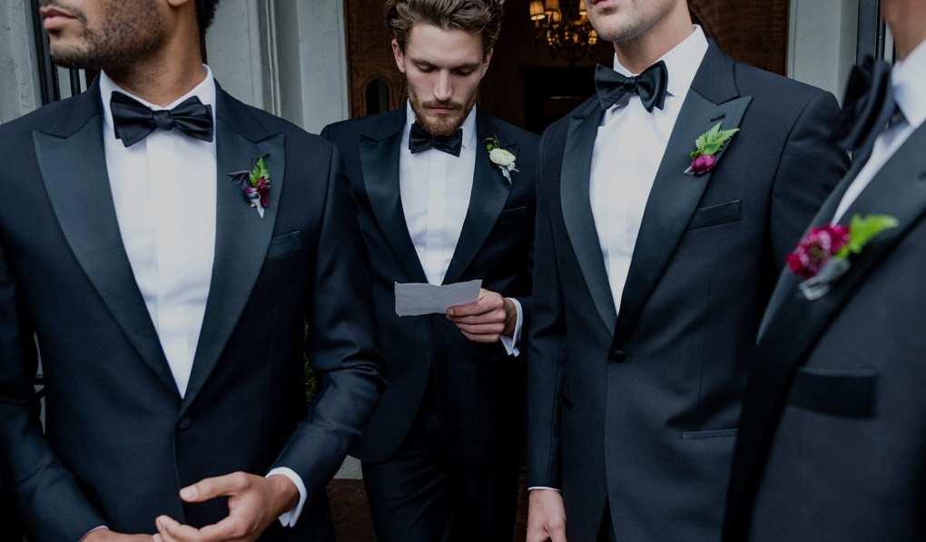 διαφορά σμόκιν κοστούμι πουκαμισο ενοικιαση σμοκιν - tuxedo suit rental main