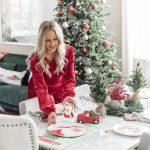 Classic Retro Christmas Decorations Home Dress Me Blonde