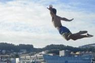 Salto dende o Paredón 4