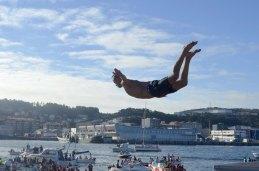 Salto dende o Paredón 16