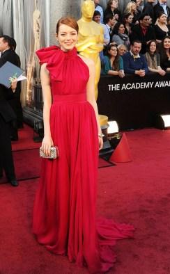 2012 - Emma Stone