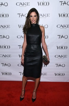 alessandra-ambrosio-leather-midi-dress-10
