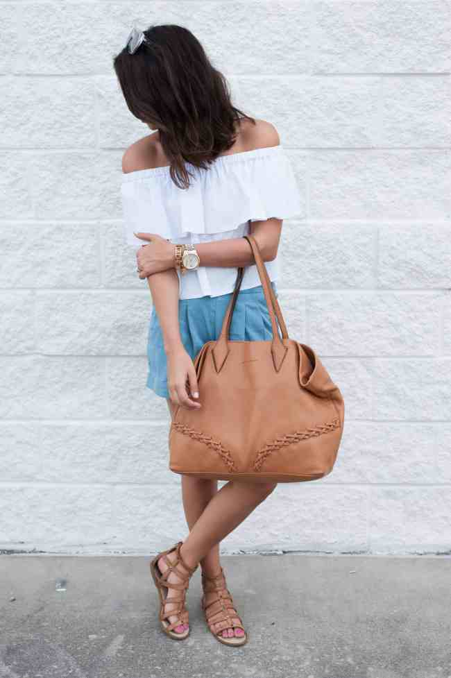 Dress Up Buttercup | Houston Fashion Blog - Dede Raad | Aimee Kestenberg Bag