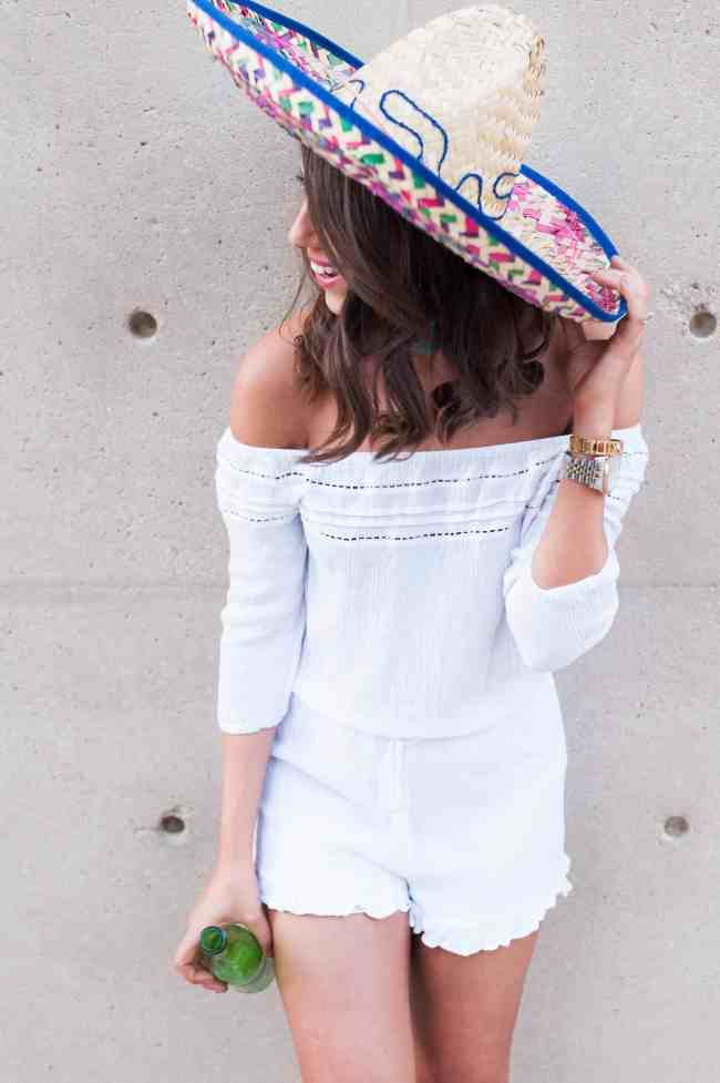 Dress Up Buttercup // A Houston-based fashion and inspiration blog developed to daily inspire your own personal style by Dede Raad | Cinco De Mayo 2016